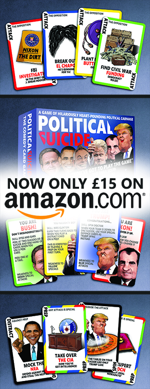 Political Suicide Amazon